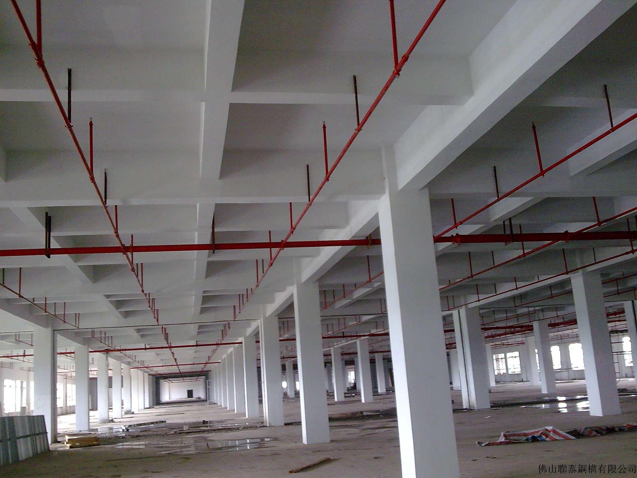室内装修工程 - 佛山联创钢构有限公司/钢结构设计